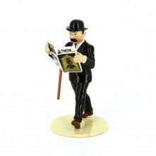 Dupont - Lisez Tintin