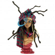 Figurine Tykko des sables, légendes de Troy