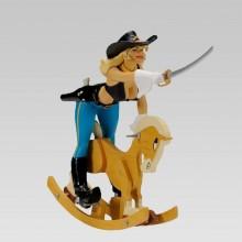 Figurine Pony Belle