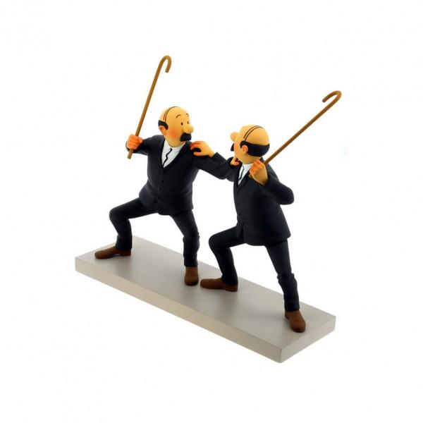 Figurine Les Dupondt