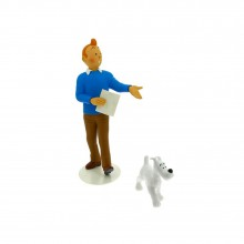 Tintin and Snowy, Imaginary Museum Collection