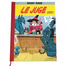 Le Juge, Lucky Luke Ed. Luxe N/B
