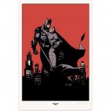 Sérigraphie Batman de Marini