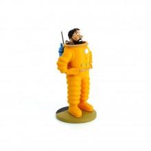 Captain Haddock cosmonaut