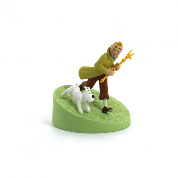 Tintin le sceptre d'Ottokar