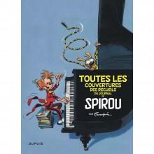 Album Toutes les couvertures des recueils du Journal de Spirou (french Edition)