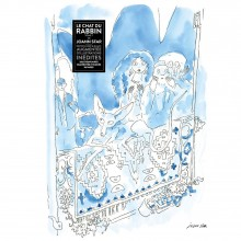 Deluxe album The Cat du Rabbin (french Edition)