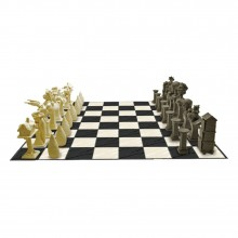 Collector Asterix Chess Set