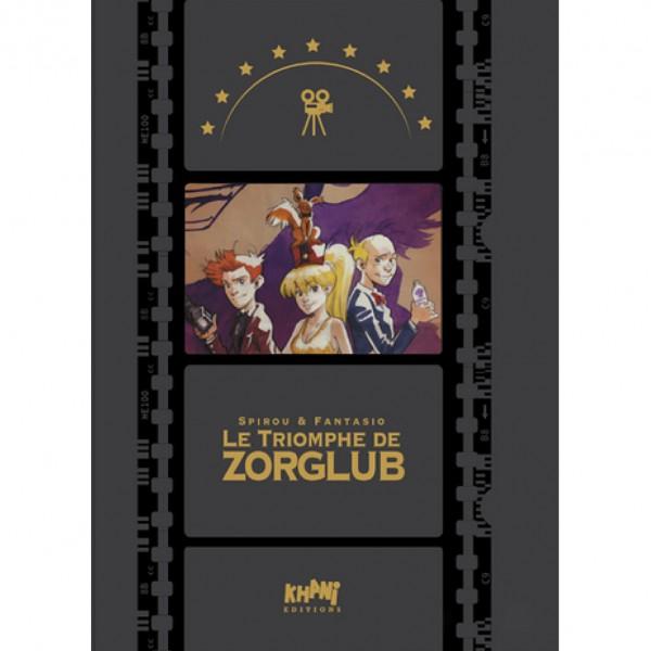 Tirage de tête - Le Triomphe de Zorglub, Spirou et Fantasio