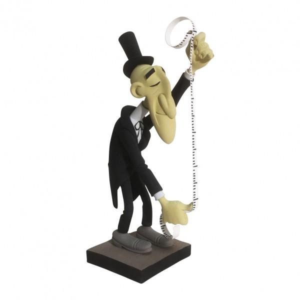 Figurine - Le croque mort - Lucky Luke