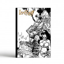 Deluxe complete edition Lanfeust de Troy Angoulême version (french Edition)