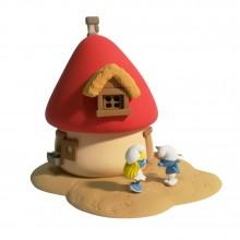 Smurfs: The Smurfette house (Fariboles)
