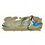 Sérigraphie - Algésiras - Quetzals