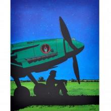 Poster - Juillard - Mezek - Version nuit