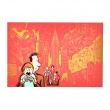 Affiche - Dupuy - Berberian - Mr Jean - NYC