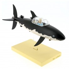 Tintin Le sous-marin requin, Les icônes