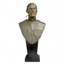 Buste Olrik par Samuel Boulesteix