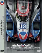 DVD Michel Vaillant The dream of the Mans