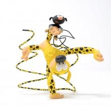Marsupilami upside down with Bobo (Fariboles special series)