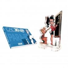 Coffret Collector CAC3D Petit Spirou et Mademoiselle Chiffre
