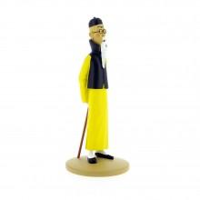 Figurine Wang Jen-Ghié introducing himself