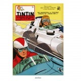 Affiche Jean Graton & Journal Tintin 1958 - n°26