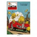 Poster Jean Graton & Journal Tintin 1958 n°47