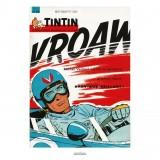 Affiche Jean Graton & Journal Tintin 1964 - n°28