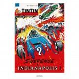 Affiche Jean Graton & Journal Tintin 1964 - n°44