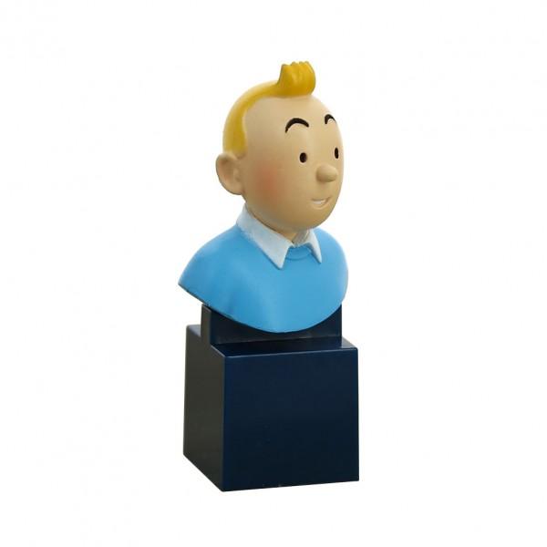 Figurine - Mini buste Tintin
