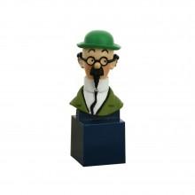 Figurine - Mini buste Tournesol