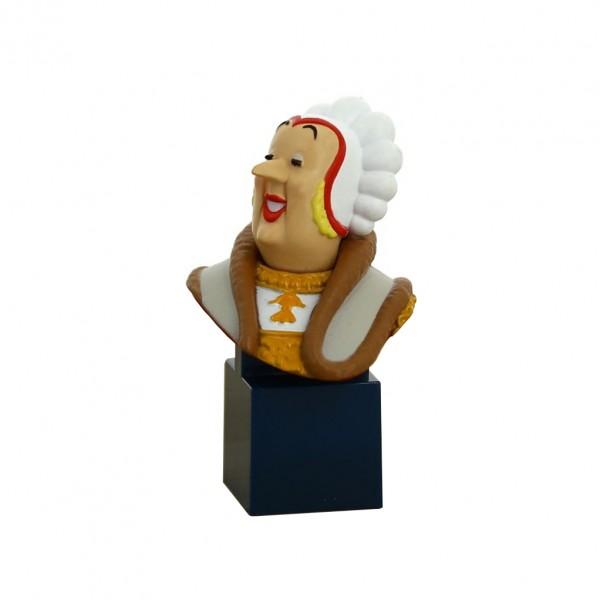 Figurine - Mini buste Castafiore