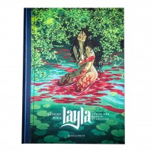 Deluxe album Layla, Mika cover (french Edition)