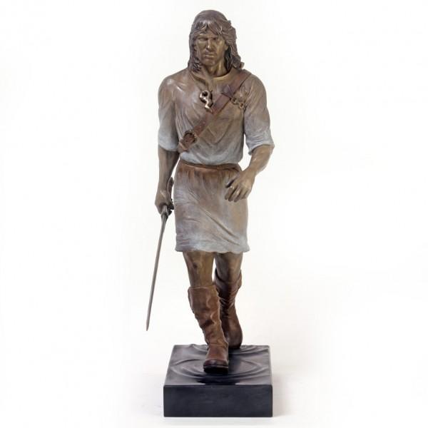Statue Thorgal par Samuel Boulesteix