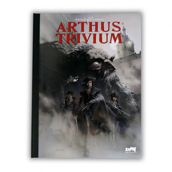 Arthus Trivium - Tirage de luxe Tomes 3&4