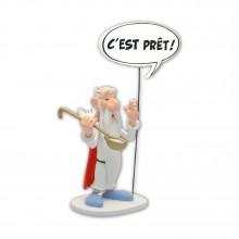 Figurine Astérix, Panoramix it's ready!