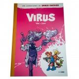 Tirage de luxe Spirou et Fantasio - Virus