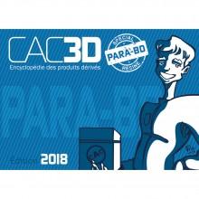CAC3D Para-Bd Resin (french Edition)