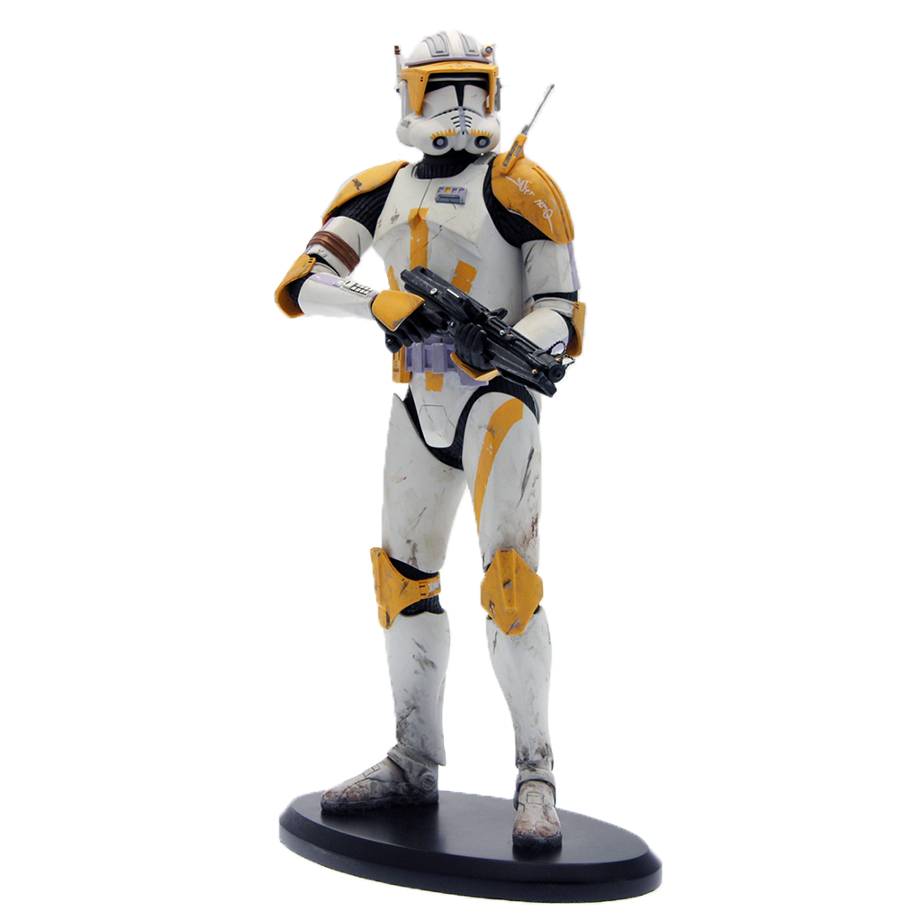 Commander Cody - Ready to fight