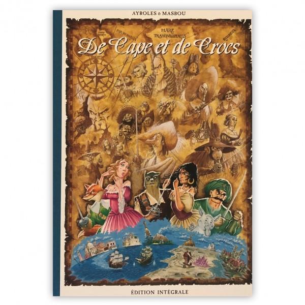 De Cape et de Crocs - Edition intégrale