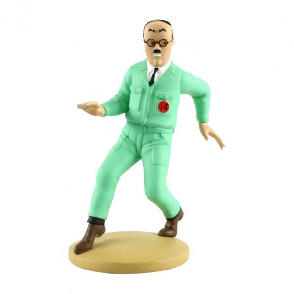 Figurine Frank Wolf (Tintin)