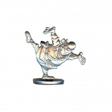 Tin figurine Agent 212