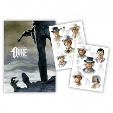 Deluxe album Duke vol. 3 (french Edition)