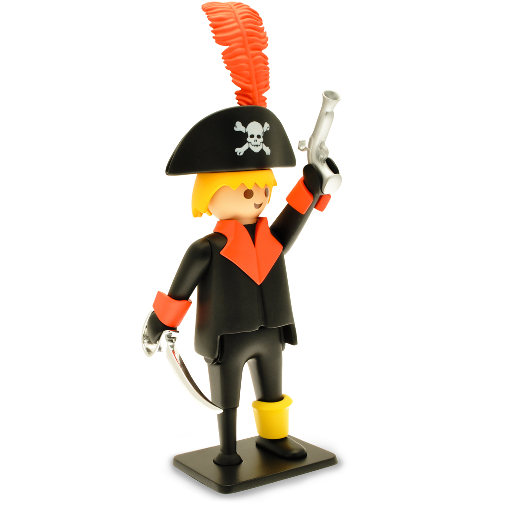 Playmobil Vintage de Collection - Le pirate