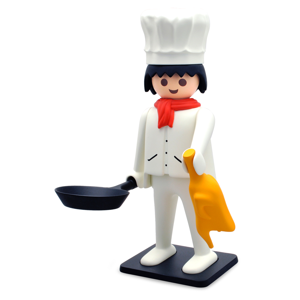 Playmobil Vintage de Collection - Le cuisinier