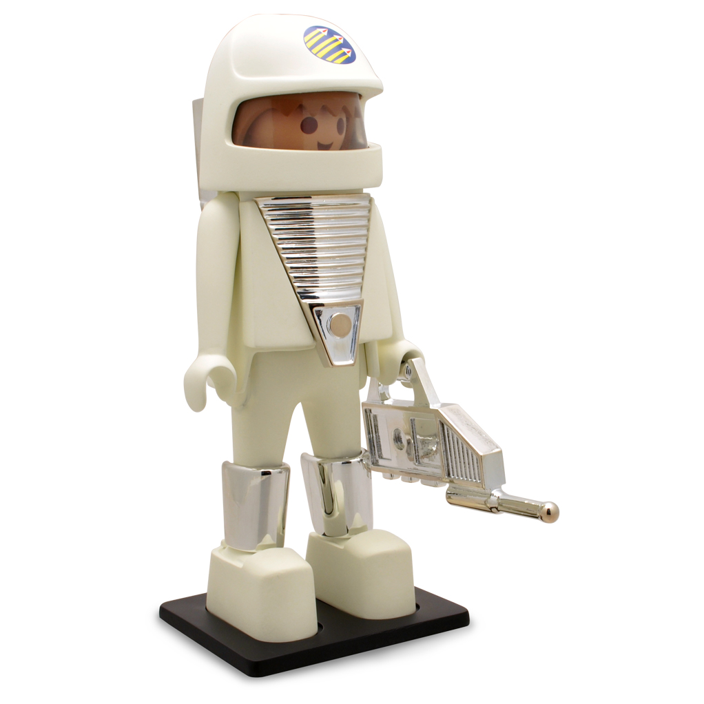 Playmobil Vintage de Collection - L'astronaute