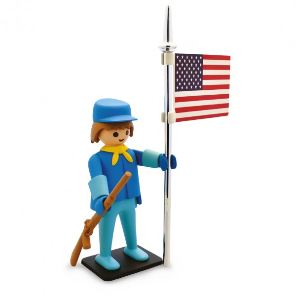 Giant Playmobil The US Soldier