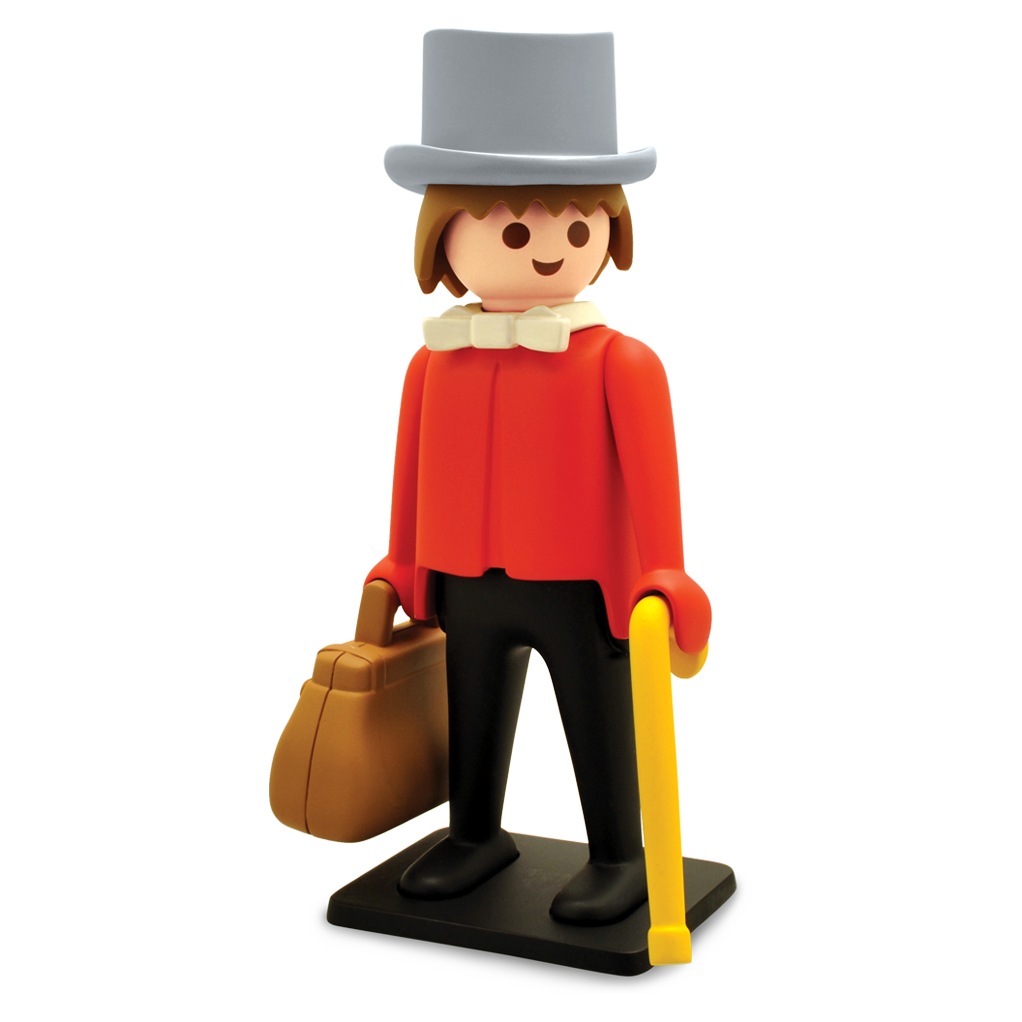 Playmobil Vintage de Collection - Le Gentleman du Far West