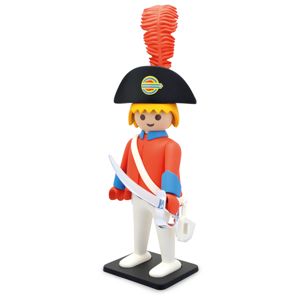 Playmobil Vintage de Collection - L'officier de la Garde