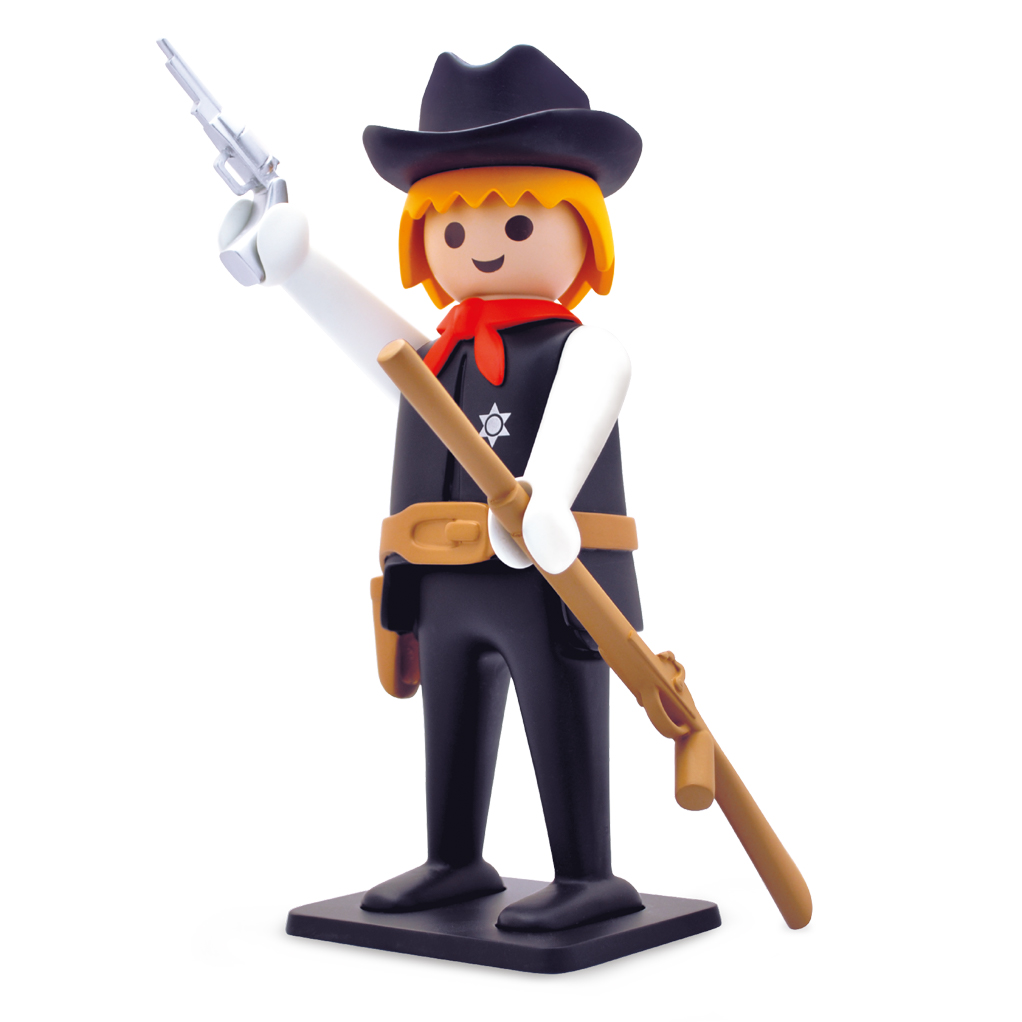 Playmobil Vintage de Collection - Le Sherif